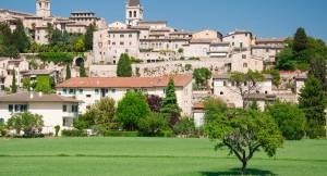 Spello Umbria