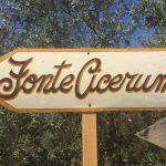 Review of Fonte Cicerum