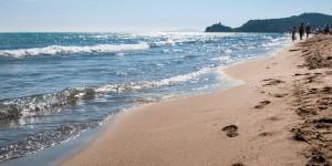 Roccamare villa - beach