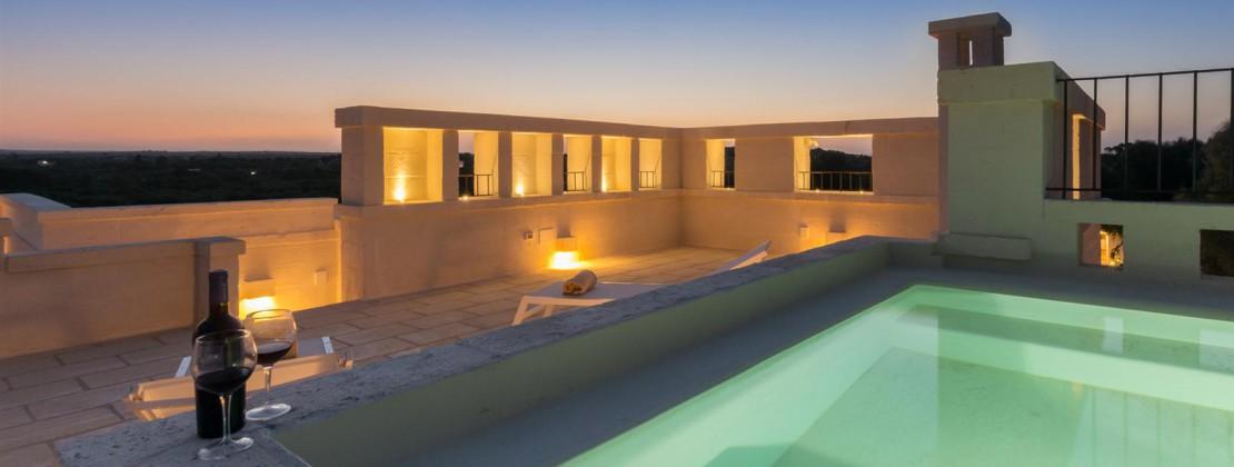 Luxury villa Puglia
